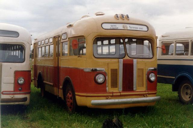 послевоенных моделей - ЗИС-154